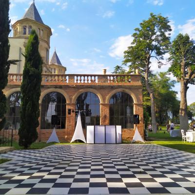 Mariage Château Sainte Cécile