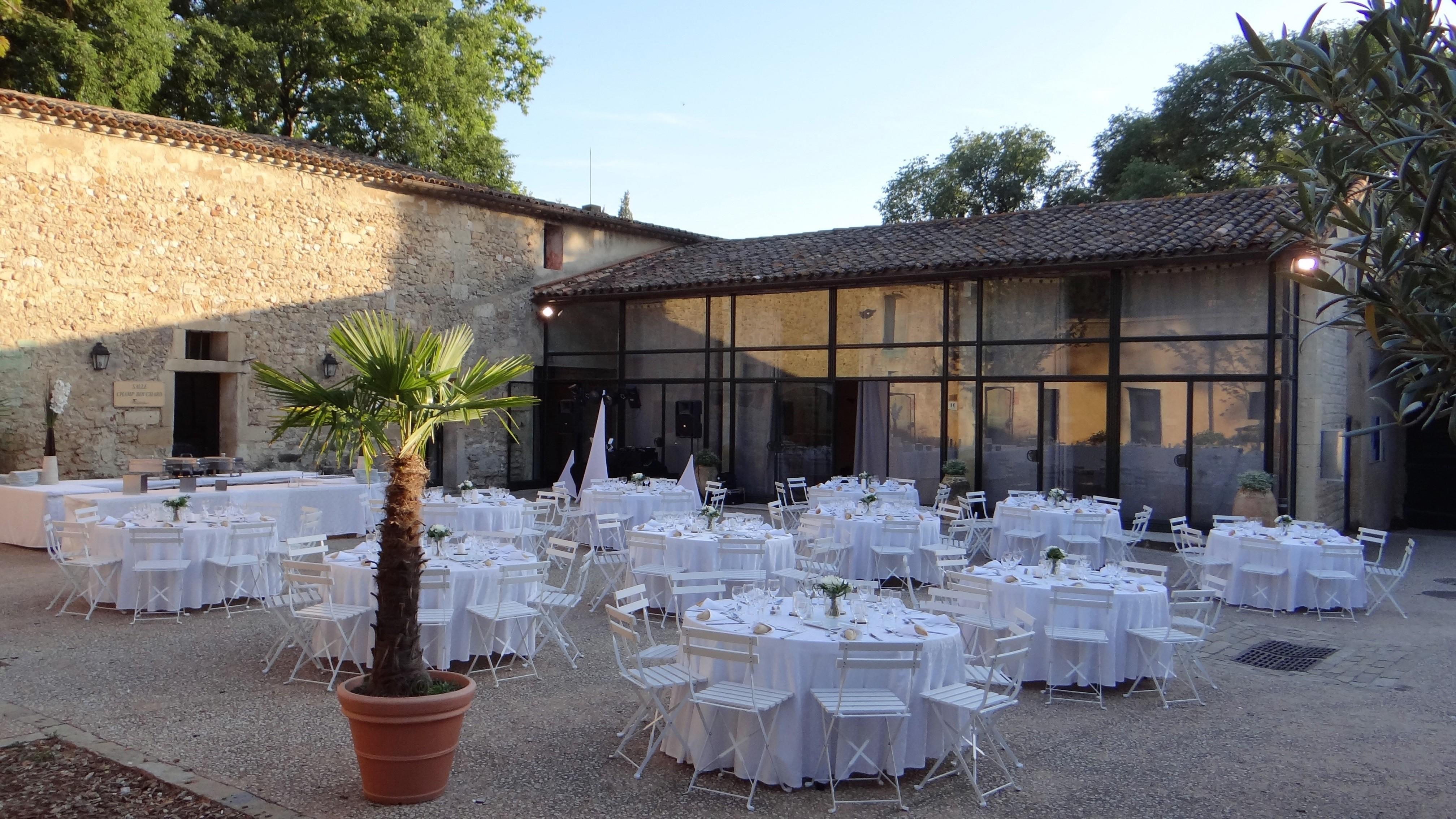 Mariage Chateau de Flaugergues