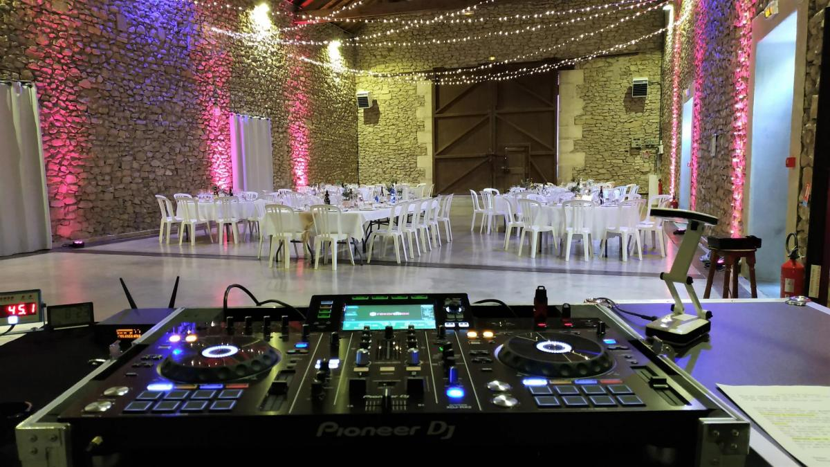 DJ mariage Baraque de Sérignac