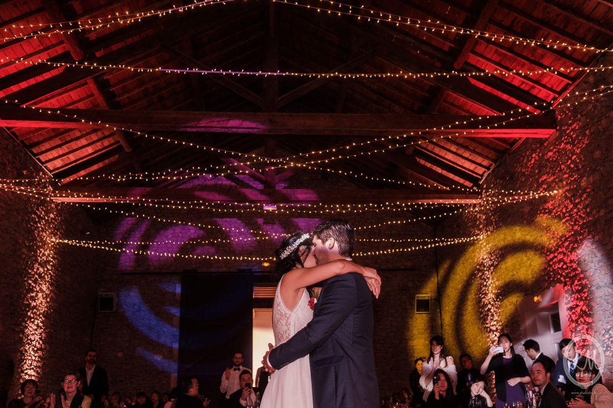 Mariage en hiver au domaine de la baraque de serignac